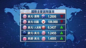 2月14日全球股汇市