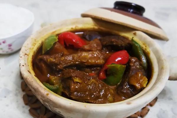 超暖身美食 港式咖喱牛腩煲(视频)