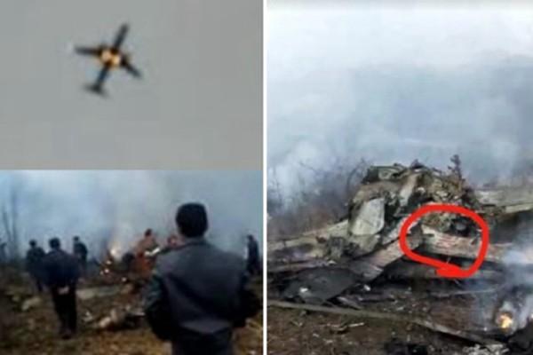 中共坠机掩盖死亡人数 港媒:士气遭重创