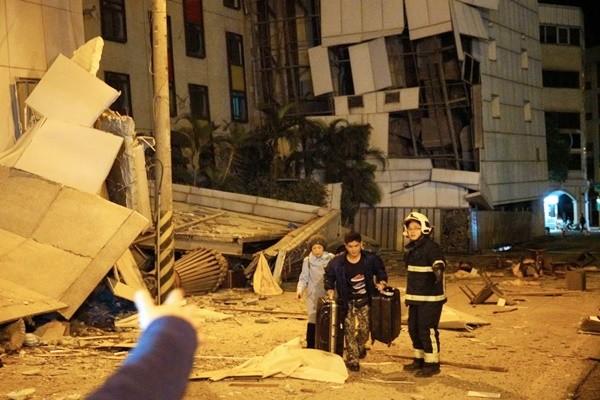 花莲地震前震达94次 台专家:史上未见过