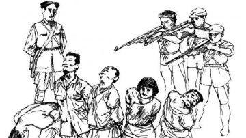 井冈山时期暴力烧杀 毛泽东亲令杀地主全家老小