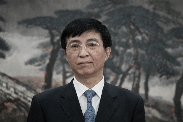 王沪宁角色成谜:权力缩水 当选代表最迟