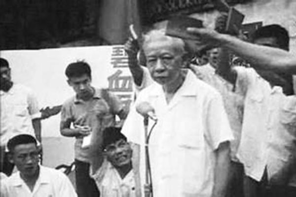 """刘少奇之死惨状惊人  他死前曾导致全国""""村村流血"""""""