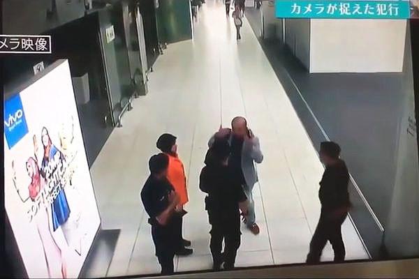 日媒曝金正男案杀手逃脱全过程