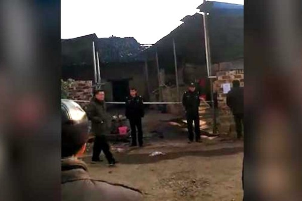 湖南纵火案致4死  嫌疑人已抓获