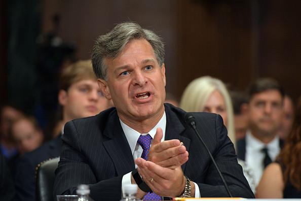 FBI局长:中共间谍蔓延全美 正瞄准学术机构