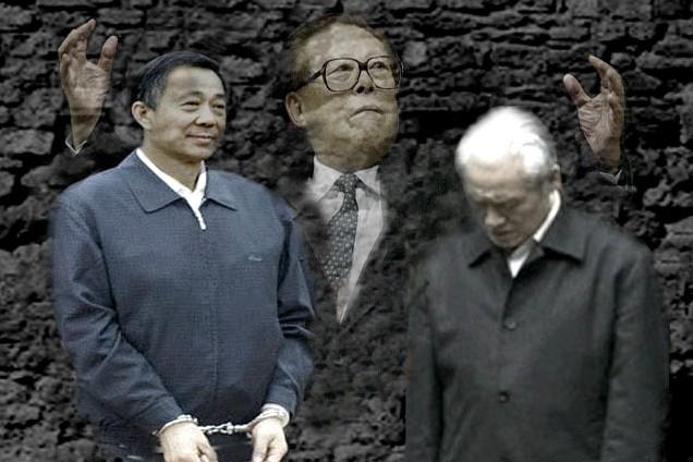 """周永康曾密谋当人大委员长 与薄熙来""""大干一场"""""""
