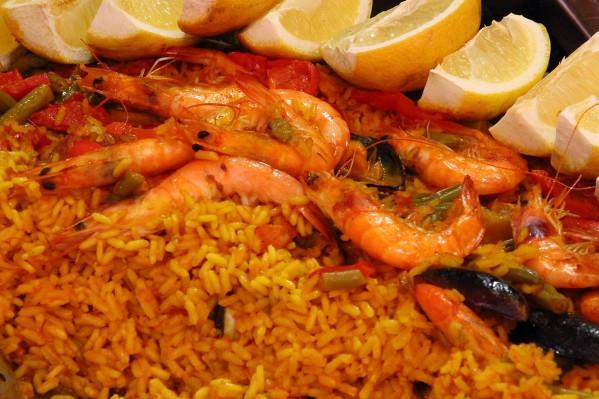 西班牙海鲜饭 超美味家庭做法(视频)