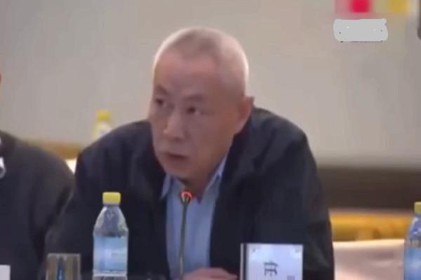 任志强出席刘鹤旗下智库会议 谈论修改宪法爆粗口(视频)