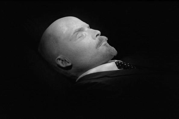 列宁死于梅毒?治疗医生日记有望解密