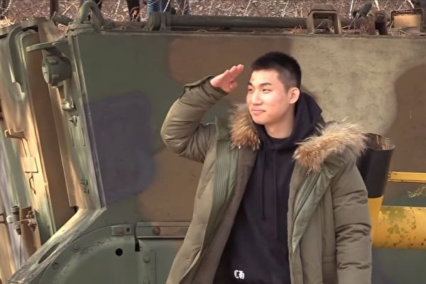 """BIGBANG""大声今入伍 坚持自己一个人去"