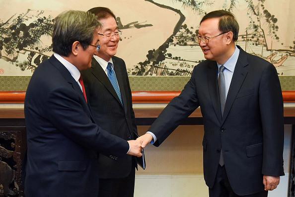 北京对朝失控?法媒:杨洁篪向韩国狂打听金正恩细节