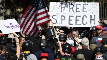 【世事关心】伯克利诉讼案 新言论自由运动的开端?
