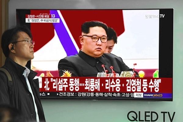 """韩媒:金正恩翻版""""战国"""" 想用连横破坏合纵"""