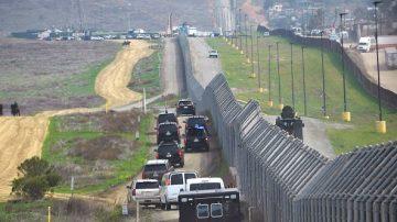 川普促边境立法 联邦加强移民管控