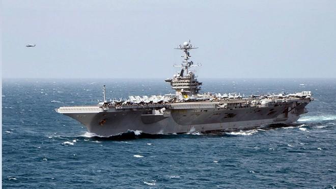 美航母战斗群开赴中东 欧洲发布72小时空袭预警