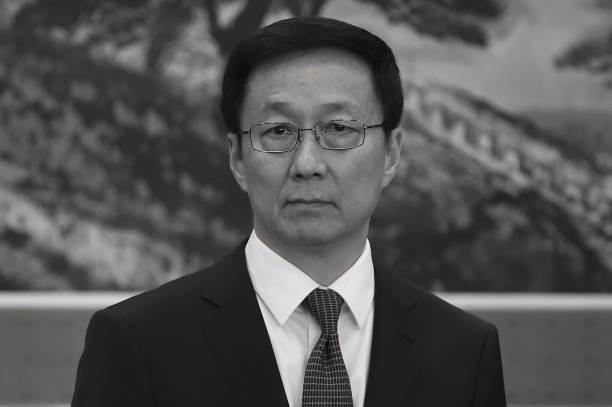 韩正掌港澳事务 方便习近平直接管理