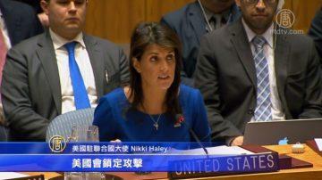 美国联合国大会表立场 俄罗斯动议被否决