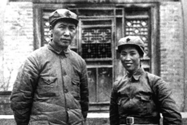 贺子珍为了一个人痛打毛泽东 却被送疯人院