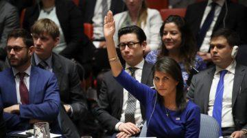 惩治叙利亚 川普称子弹已上膛