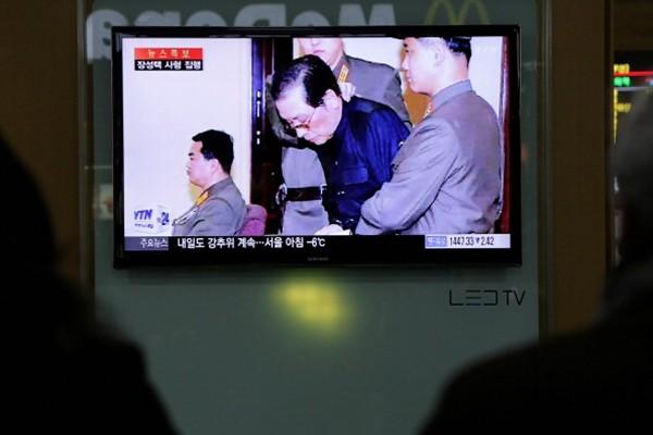 被处决的张成泽仍活着? 韩国透露:被软禁在家