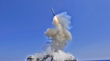 """俄宣称缴获美战斧巡航导弹 美军回呛""""拿出证据""""!"""