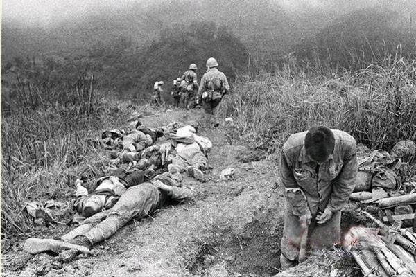中共不为人知越战丑闻:党支部研究后全体投降