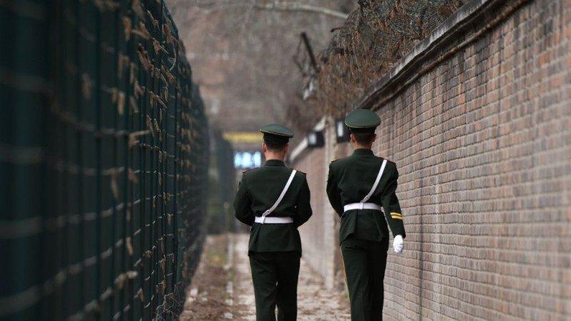 川金会前压力增 朝鲜高层再访北京
