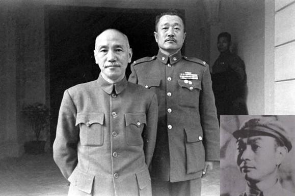 蒋介石身边隐藏最深的间谍 曾被杜聿明怀疑