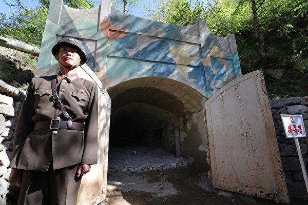 五国记者团观摩拆除核试验场  突被禁止外出数小时