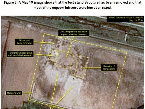 """朝鲜拆除飞弹试验发射台?外界质疑又是""""作秀"""""""