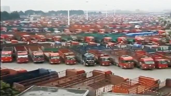 大陆3000万司机全国大罢工:我们怎么活?