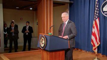 美再加强移民执法 保护合法守法者权利