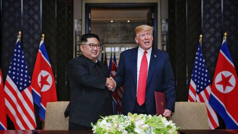 暂停美韩军演算不算让步?专家:川普作法更利美国