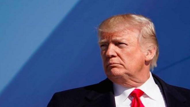 美国最大敌人是谁?川普:不是朝鲜