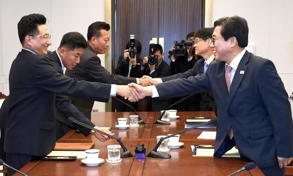 韩朝下月将举行篮球赛  以促统一
