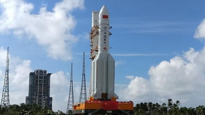 被习近平敲打 军方承认:航天科技逾半未达国际水平