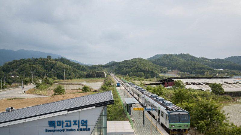 韩朝会谈铁路连结 或为朝鲜半岛带来巨大转变