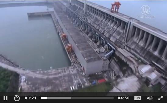 三峡工程隐藏几十年的秘密 无力防御导弹袭击