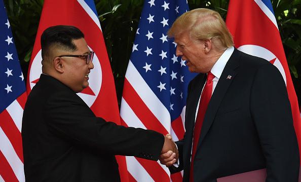 美媒:白宫新计划 川普9月将再次会见金正恩