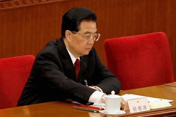 揭秘:胡锦涛拒绝入住中南海内幕