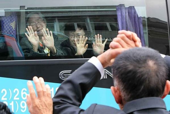 为韩朝离散家属团聚 韩将修缮金刚山设施