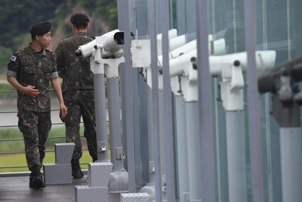 韩朝关系缓和 韩欲改造非军事区吸引游客