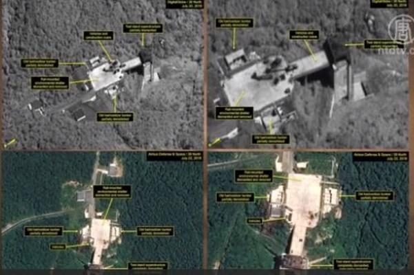朝鲜拆除卫星发射场 希望先签和平协定