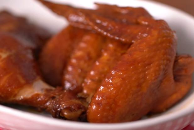豉油王鸡翼、鸡腿 快速家庭料理(视频)