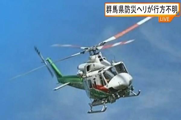 日救难直升机坠山中 已找到残骸与机上8人