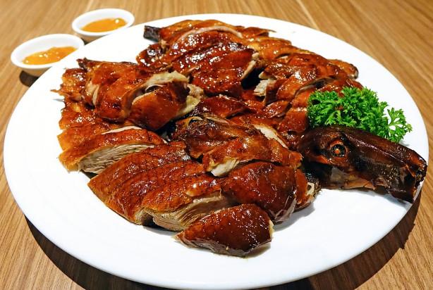烧鸭 家庭美味做法 下饭一流(视频)