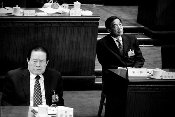 """港媒:薄周政变想""""大干"""" 培养两个民选总统"""