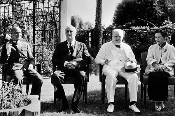 揭秘:废除中国不平等条约 第一功臣当属蒋介石