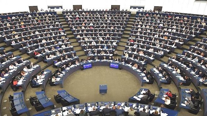 欧盟报告激烈抨击中共前所未有 议员痛斥北京霸道